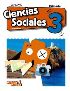 Upgrade6a.es Ciencias Sociales 3º Educacion Primaria Cast Ed 2019 Extremadura Serie Pieza A Pieza Image