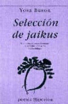 seleccion de jaikus-yosa buson-9788475173269