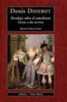 Descargar pdf ebooks gratis en línea PARADOJA SOBRE EL COMEDIANTE; CARTAS A DOS ACTRICES CHM PDF FB2