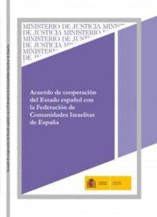 Concursopiedraspreciosas.es Acuerdo De Cooperacion Del Estado Español Con La Federacion De Co Munidades Israelitas De España Image