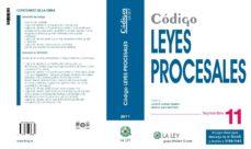 Garumclubgourmet.es Codigo De Leyes Procesales 2011 + Image
