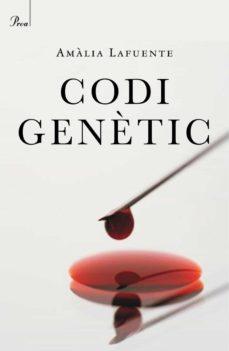 codi genètic (ebook)-amalia lafuente-9788482569369