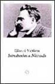 Titantitan.mx Introduccion A Nietzsche Image