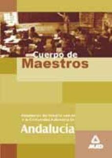 Colorroad.es Adaptacion Al Temario Comun De Maestros De La Comunidad Autonoma Andaluza Image