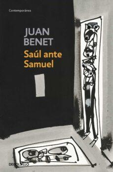 Descargar ebook gratis para itouch SAUL ANTE SAMUEL de JUAN BENET (Literatura española)
