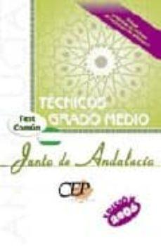 Javiercoterillo.es Tecnicos De Grado Medio De La Junta De Andalucia: Cuestionario Image