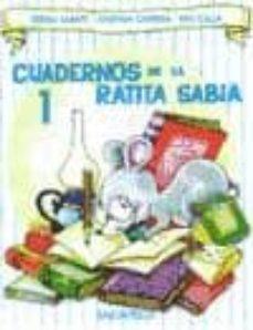 Descargas de libros electrónicos para ipad CUADERNOS DE LA RATITA SABIA 1(MAYUSCULA) de JOSEFINA CARRERA, TERESA SABATE RODIE iBook DJVU PDF 9788484120469 (Literatura española)