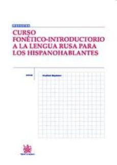 Padella.mx Curso Fonetico-introductorio A La Lengua Rusa Para Hipanohablante Image
