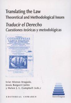 Javiercoterillo.es Translating The Law. Traducir El Derecho Image