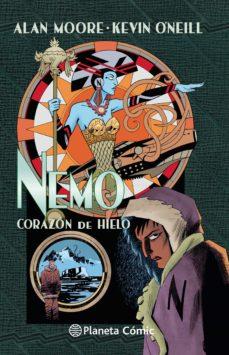 Ebooks mobi descargar THE LEAGUE OF EXTRAORDINARY GENTLEMEN NEMO CORAZON DE HIELO iBook ePub en español 9788491740469