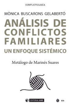 análisis de conflictos familiares (ebook)-mònica buscarons gelabertó-9788491802969
