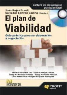 el plan de viabilidad (ebook)-joan rojas graell-9788492956869
