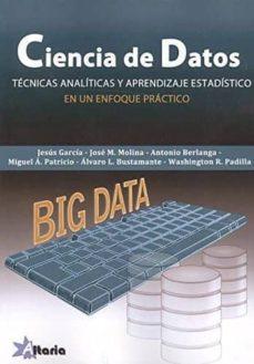Descargar CIENCIA DE DATOS gratis pdf - leer online