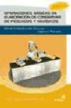 Mrnice.mx Operaciones Basicas De Elaboracion De Conservas De Pescados Y Mar Iscos: Manual De Identificacion, Seleccion, Limpieza Y Procesado Image