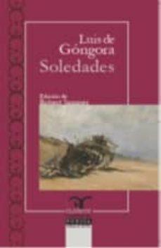 soledades-luis de gongora-9788497407069