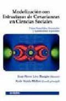 Srazceskychbohemu.cz Modelizacion Con Estructuras De Covarianzas En Ciencias Sociales Image