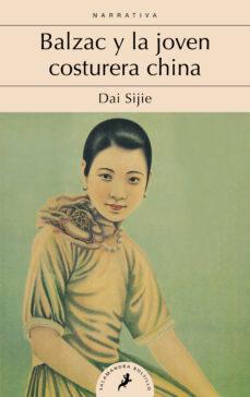 Ebooks en pdf descarga gratuita BALZAC Y LA JOVEN COSTURERA CHINA