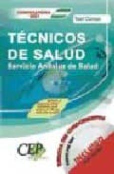 Vinisenzatrucco.it Test Comun Oposiciones Tecnicos De Salud Servicio Andaluz De Salud (Sas) Image