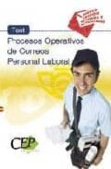 Upgrade6a.es Test Procesos Operativos De Correos: Personal Laboral Image