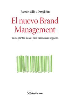 el nuevo brand management (ebook)-david riu-ramon olle-9788498750669