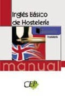 Premioinnovacionsanitaria.es Manual Ingles Basico De Hosteleria. Formacion Image