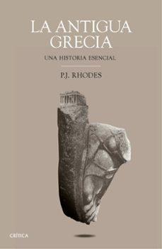 la antigua grecia-p.j. rhodes-9788498929669