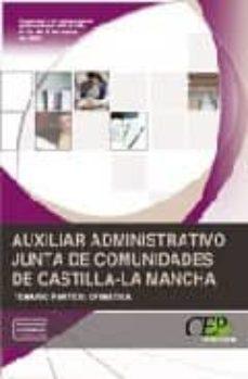 Padella.mx Auxiliar Administrativo. Junta De Comunidades De Castilla-la Manc Ha: Temarioparte Ii: Ofimatica. Image