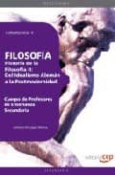 Cronouno.es Cuerpo De Profesores De Enseñanza Secundaria. Filosofia. Temario Vol. V Image
