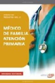 Colorroad.es Medico De Familia Atencion Primaria. Bateria De Preguntas Vol. Ii Image
