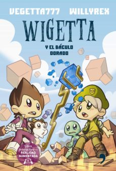 wigetta y el baculo dorado-9788499985169