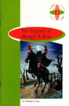 Descarga un libro de google books mac THE LEGEND OF SLEEPY HOLLOW (B) (1º ESO)