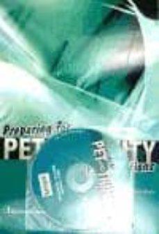 Descargar PREPARING PET & TRINITY EXAMS PACK gratis pdf - leer online