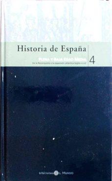 Relaismarechiaro.it Historia De España. Plena Y Baja Edad Media 4 Image
