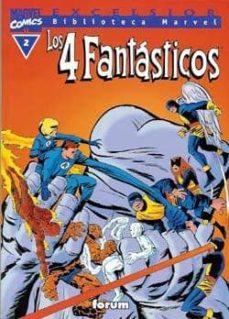 Javiercoterillo.es Los 4 Fantasticos Nº 2 (Biblioteca Marvel V.2) Image