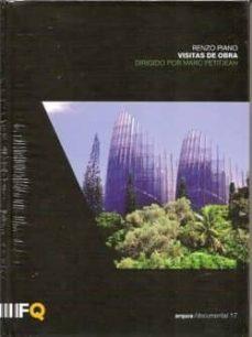 Javiercoterillo.es Renzo Piano. Visitas De Obra Libro+cd: Dirigido Por Marc Petitjea N Image