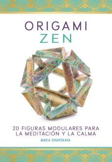 Ebook descargar gratis pdf italiano ORIGAMI ZEN 9780857628879 ePub en español