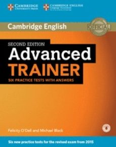 Leer libros populares en línea gratis sin descarga ADVANCED TRAINER SIX PRACTICE TESTS WITH ANSWERS WITH AUDIO (2ND ED.) 9781107470279 PDB (Literatura española)