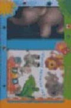 Elmonolitodigital.es Los Animales Salvajes (Mini Bebes Peluche) Image