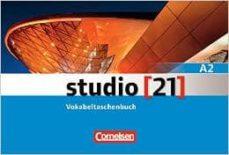Descargar google libros gratis en línea STUDIO [21] A2: VOCABULARIO de   (Literatura española) 9783065205979