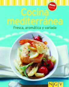 cocina mediterránea  (minilibros de cocina) (fsc)-9783625005179