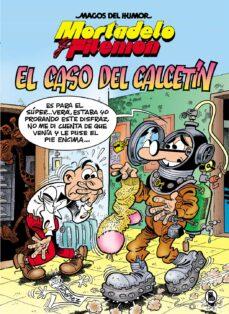 Chapultepecuno.mx Mortadelo Y Filemon: El Caso Del Calcetin (Magos Del Humor 195) Image