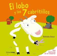 Vinisenzatrucco.it El Lobo Y Los 7 Cabritillos (Cuentos Clasicos Con Texturas ) Image