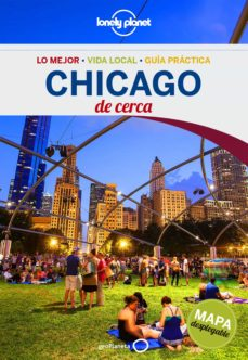 chicago de cerca 2016 (lonely planet) (2ª ed.)-karla zimmerman-9788408148579