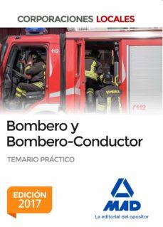 bombero y bombero-conductor. temario práctico-9788414209479