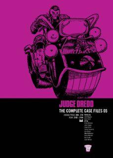 Descargar y leer JUEZ DREDD LOS ARCHIVOS COMPLETOS 05 gratis pdf online 1