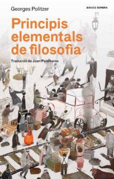 Chapultepecuno.mx Principis Elementals De Filosofia Image