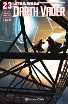 star wars: darth vader nº 23-kieron gillen-salvador larroca-9788416767779