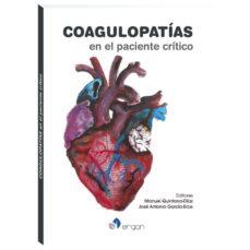 Ebooks em portugues descargar gratis COAGULOPATÍAS EN EL PACIENTE CRÍTICO CHM (Spanish Edition)
