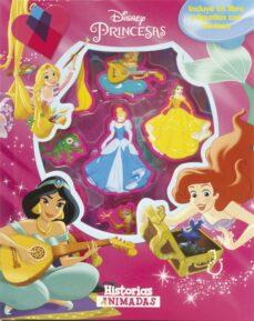 princesas. historias animadas-9788417529079