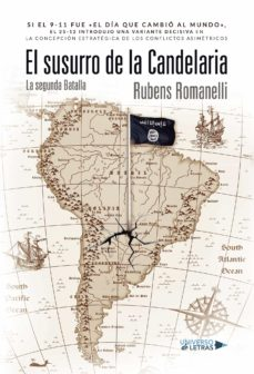Compartir y descargar libros electrónicos. EL SUSURRO DE LA CANDELARIA de RUBENS ROMANELLI 9788418036279 iBook